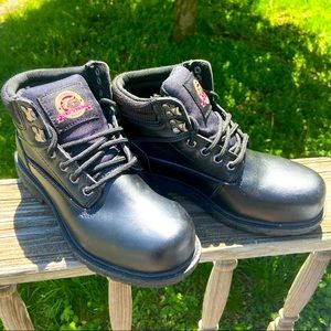 Brahma Steel Toe Boots